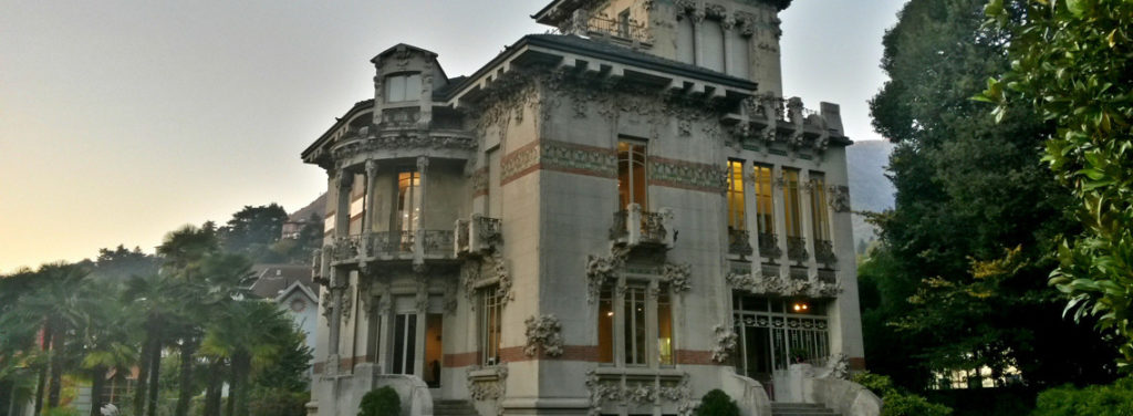 Villa Bernaconi, Cernobbio