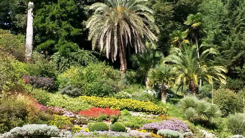 Villa Carlotta botanical gardens
