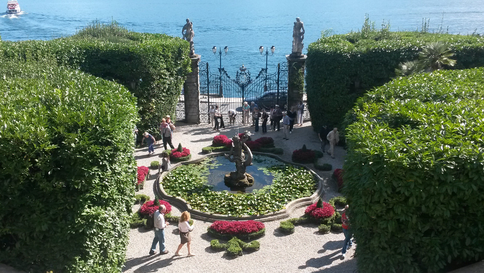 Gardens of Villa Carlotta, Lake Como
