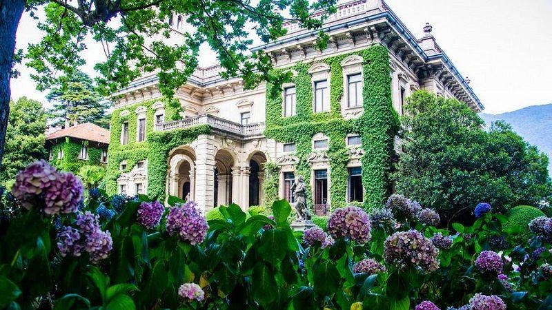 Villa Erba gardens, Cernobbio