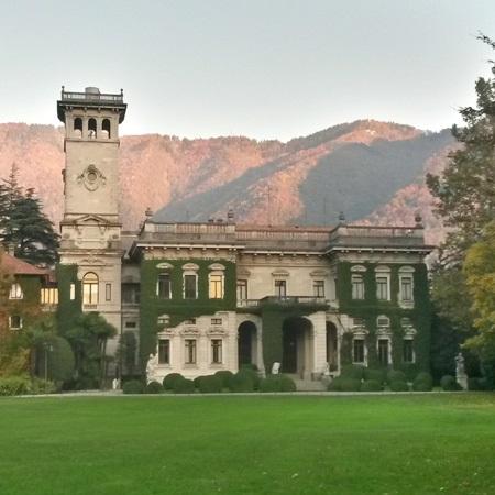 Villa Erba, Lake Como