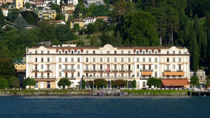Villa d'Este, Cernobbio, Lake Como