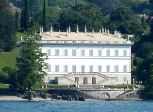 Villas in Lake Como