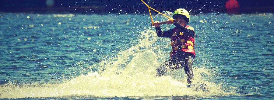 Lake Como water sports