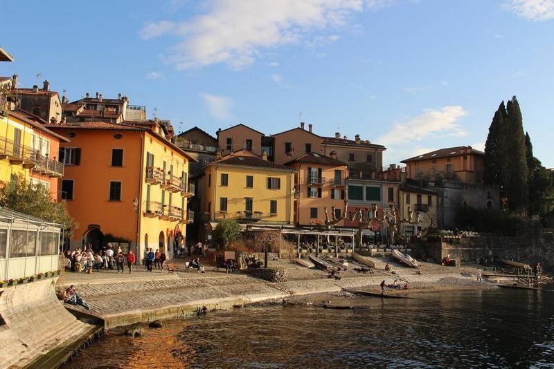 Riva Grande in Varenna