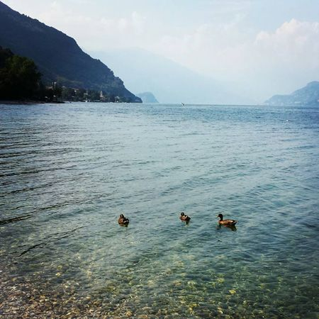 Lake Como beaches, Italy