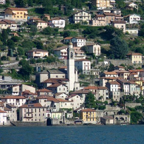 Nesso, Lake Como, Italy