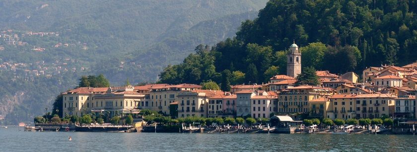 bellagio como lake italy