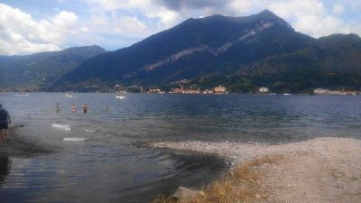 san giovanni beach, bellagio