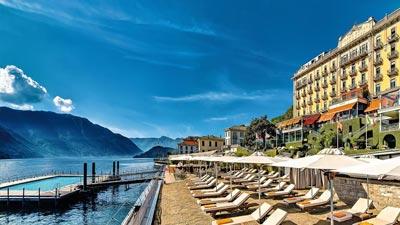 Grand Hotel Tremezzo, Tremezzina