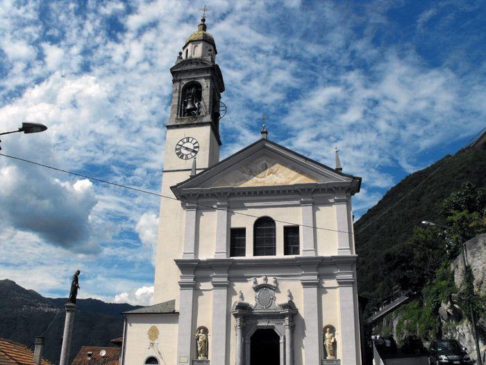 Church of Santi Pietro e Paolo, Nesso