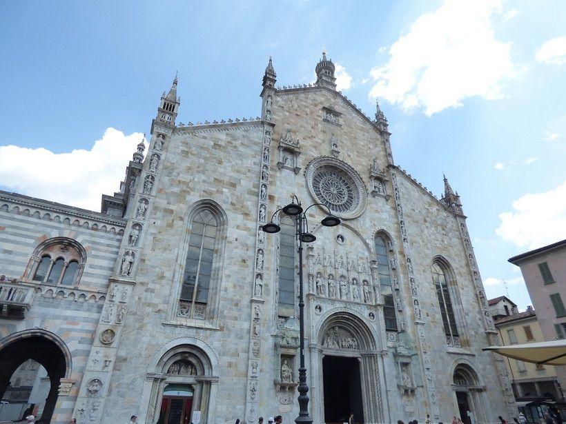 Como Cathedral, Italy