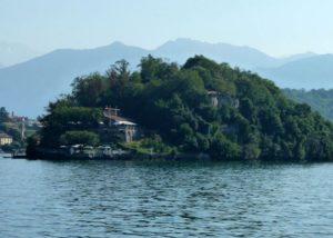 Isola Comacina, Lake Como