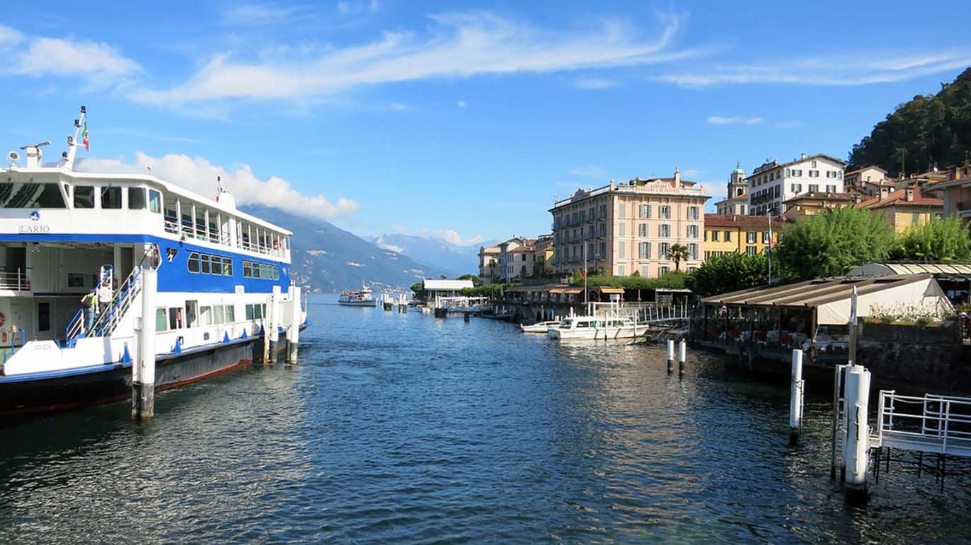 Lake Como boat tours, Italy