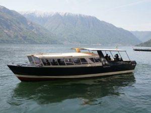 Tremezzo boat tours