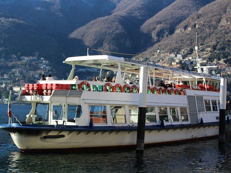Motorship | Boat trips on Lake Como