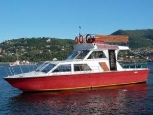 Como boat tours