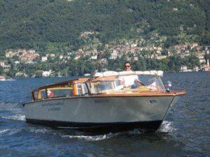 Boat tours in Cernobbio, Lake Como