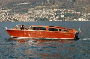 Faggeto Lario boat tours