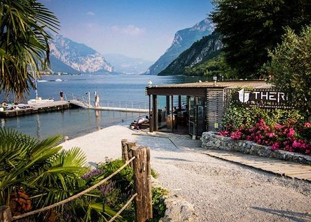 Lake Como beaches