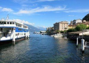 Lake Como ferries and boat tours