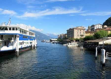 Boat trips in Bellagio