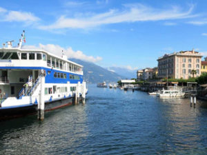 Boat tours around Lake Como