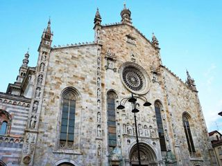 Como, Italy: the Cathedral