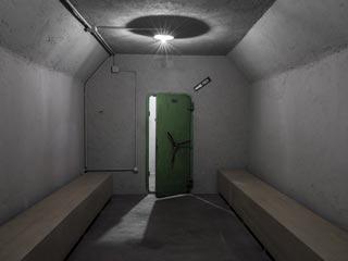 Air-raid shelter museum, Como