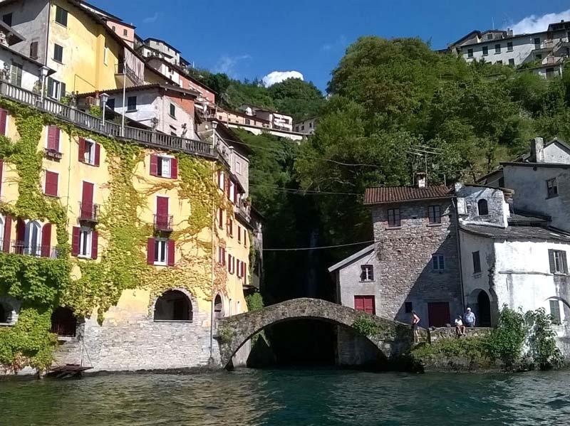 Nesso gorge, Lake Como