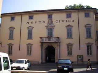 Archaeological museum, Como