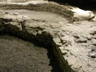 Roman baths, Como