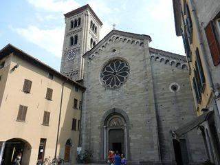 Romanesque tour, Como