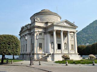 Volta museum, Como
