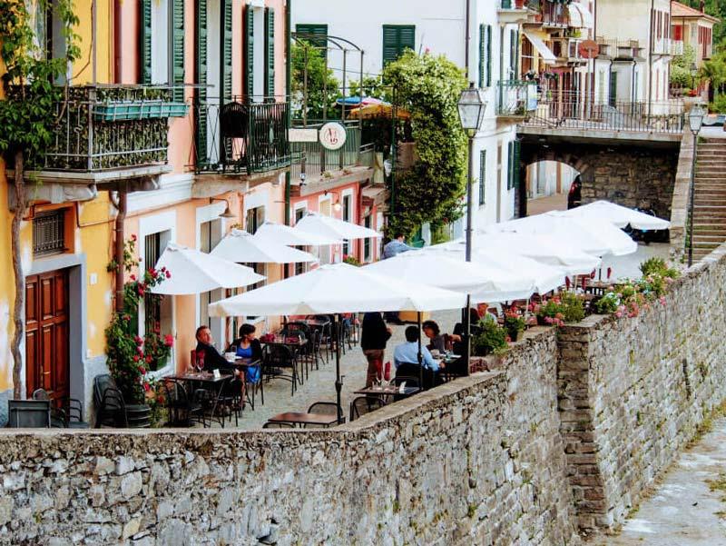 Argegno restaurants, Lake Como