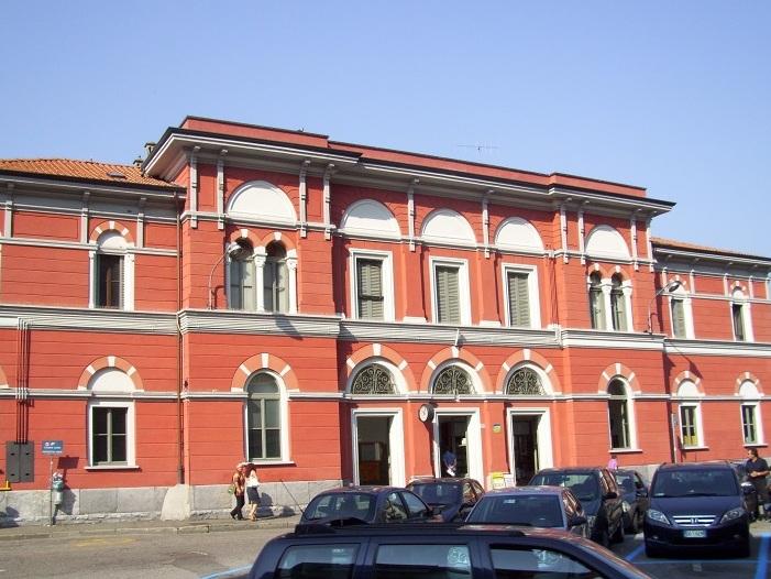 Como Nord Lago, letzte Station von Milano Cadorna