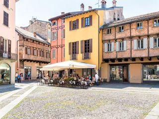 Como town center, Italy
