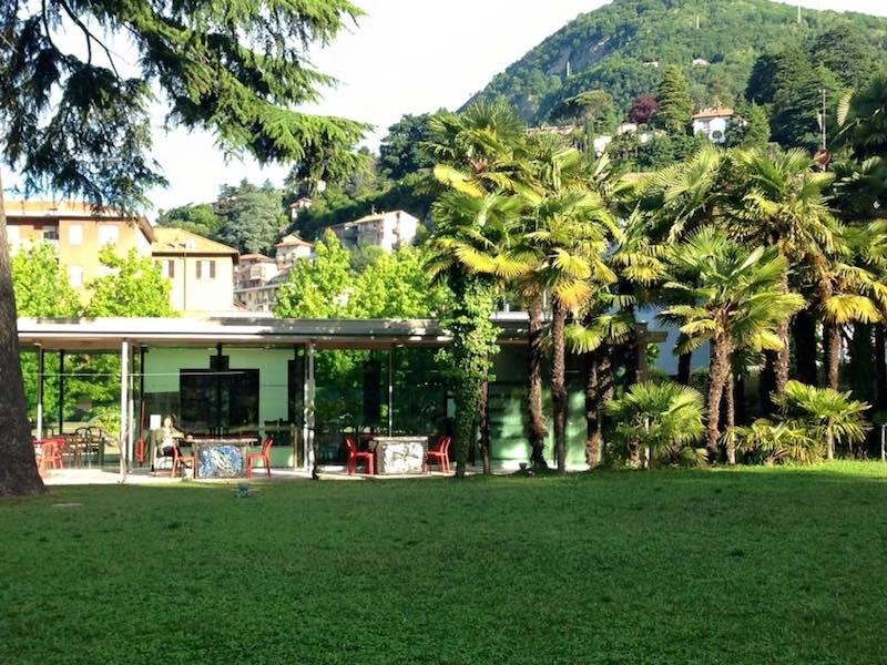 Tourist Information Office of Villa Bernasconi, Lake Como