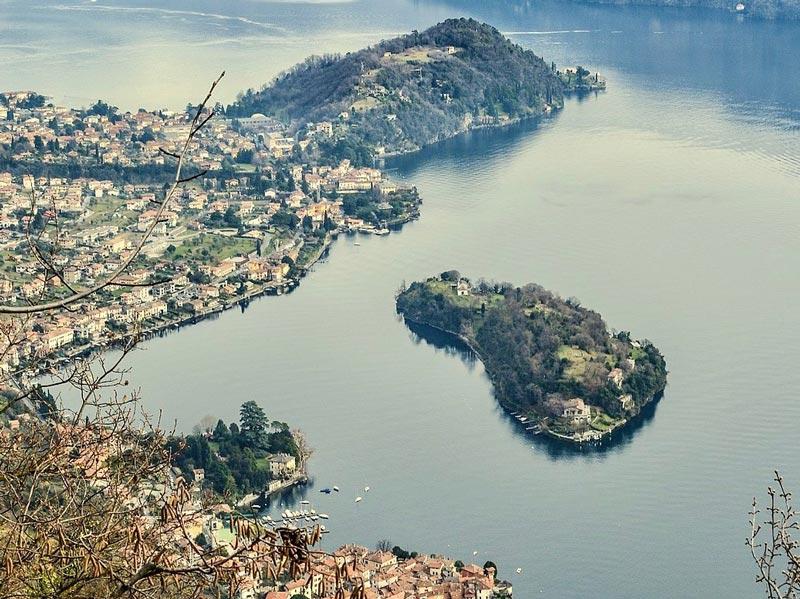 Isola Comacina, Lake Como, Italy