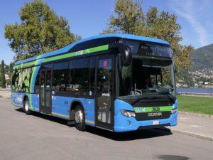Lake Como bus service