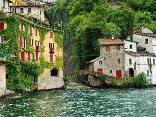 Nesso gorge and Ponte della Civera