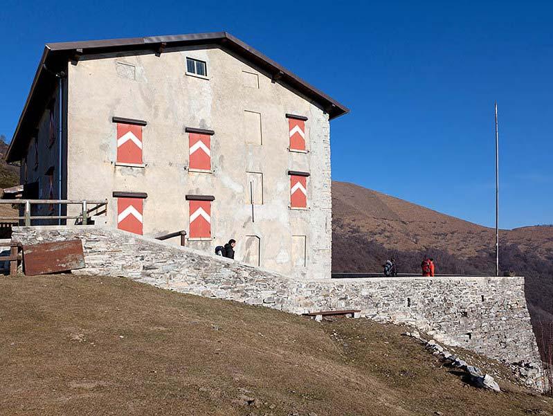 Rifugio Morelli, Cernobbio (picture: aereisentieri.it