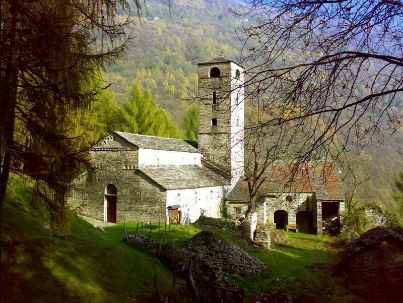 Tremezzo, Italy | San Bendetto abbey, Val Perlana (Ossuccio)