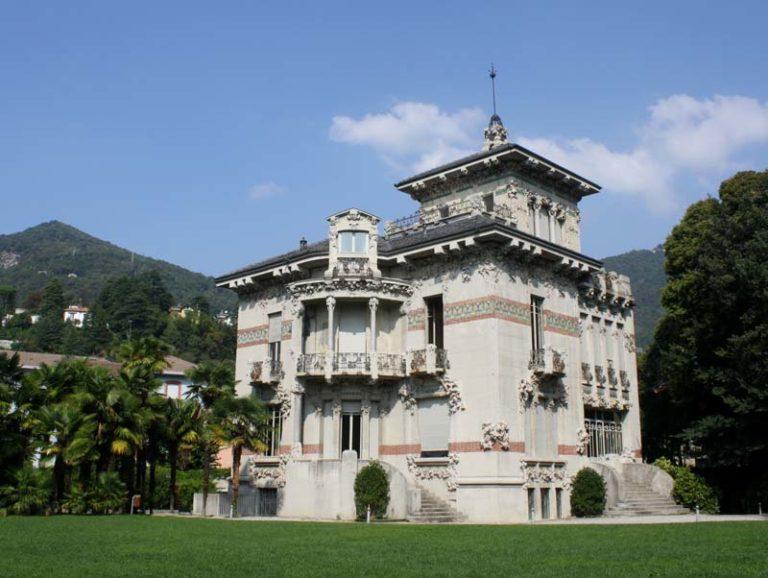 Villa Bernasconi, Cernobbio, Lake Como