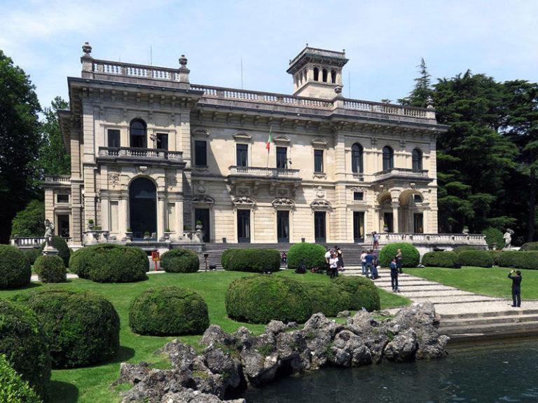 Villa Erba, Cernobbio, Lake Como