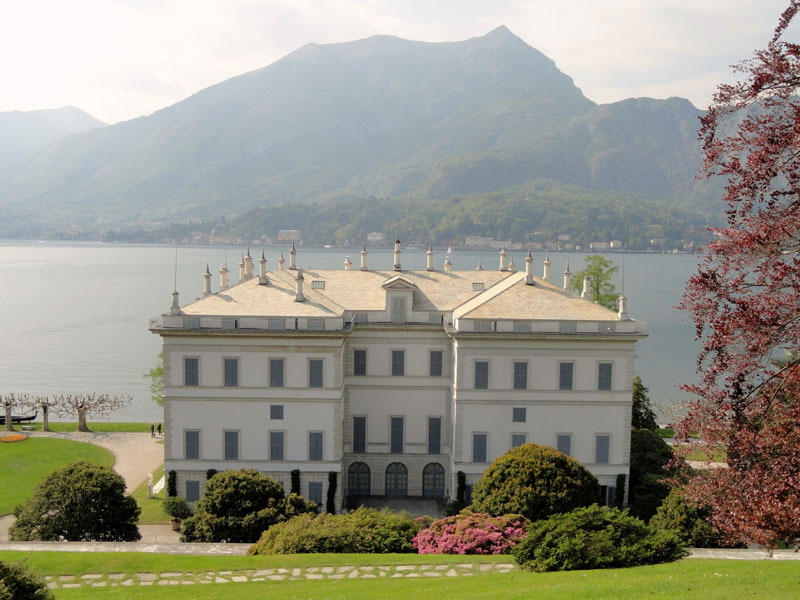 Villa Melzi in Bellagio, Lake Como, Italy