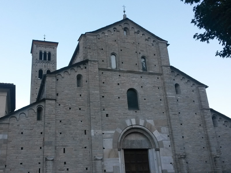 Basilica of Sant'Abbondio, Como