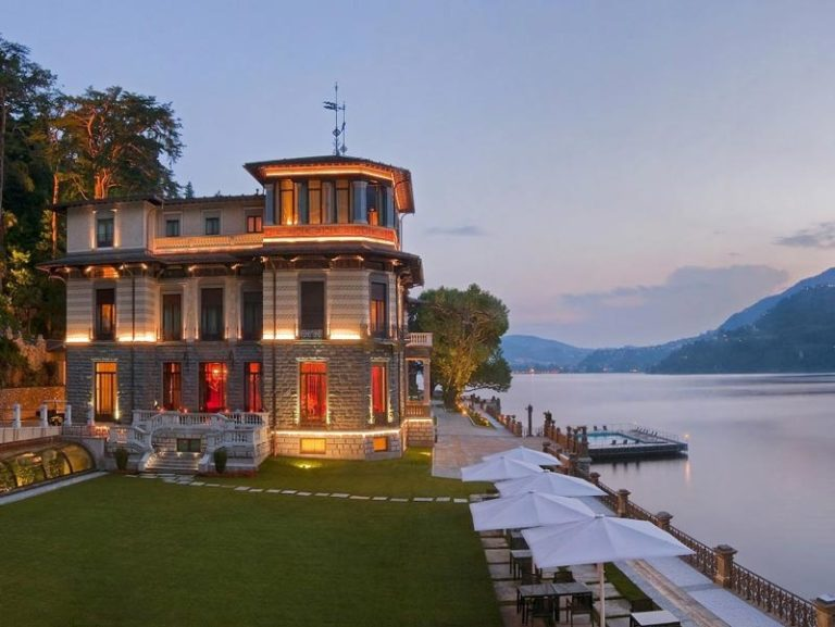 Luxury Hotels on Lake Como: top 5 hotels you can't really miss