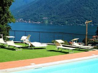 Green & Lake Home, Argegno