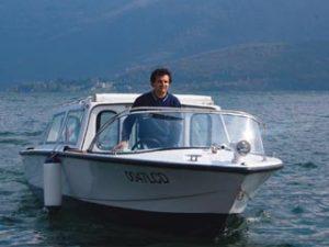 Boat tours on Lake Como